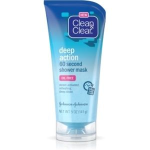 Clean & Clear Other - Clean & Clear Deep Action Exfoliating 60-Second